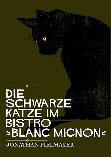 Die schwarze Katze im Bistro    blanc mignon    PDF