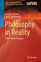 Philosophy in Reality PDF