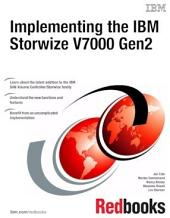 Implementing the IBM Storwize V7000 Gen2