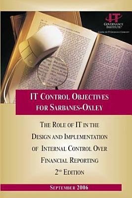 IT Control Objectives for Sarbanes Oxley