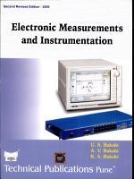Electronics Measurements And Instrumentation PDF