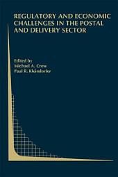 Regulatory and Economic Challenges in the Postal and Delivery Sector