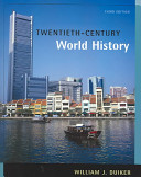 Twentieth century World History Book