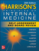Harrison s Principles of Internal Medicine Self Assessment and Board Review  20th Edition PDF