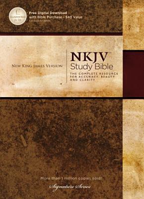 NKJV  The NKJV Study Bible  eBook PDF