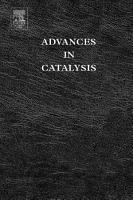 Advances in Catalysis PDF