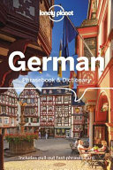Lonely Planet German Phrasebook and Dictionary