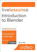 Introduction to Blender Livelessons Access Code Card PDF