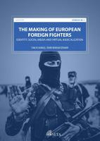 The Making of European Foreign Fighters PDF