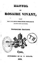 Manuel du rosaire vivant