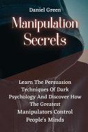 Manipulation Secrets PDF