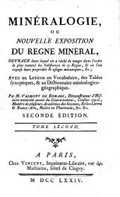 Minéralogie: Volume2