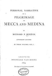 Personal Narrative of a Pilgrimage to Mecca and Medina PDF