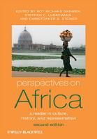 Perspectives on Africa PDF