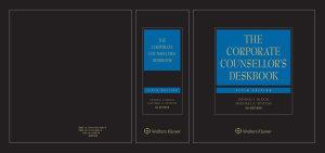 The Corporate Counsellor s Deskbook PDF