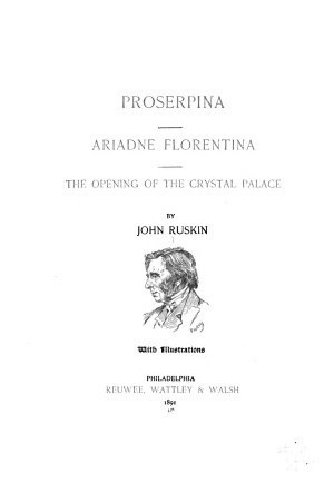 The Complete Works of John Ruskin