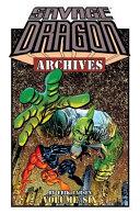 Savage Dragon Archives PDF