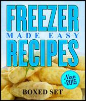 Freezer Recipes Made Easy