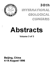 Abstracts  30th International Geological Congress PDF