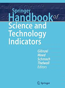 Springer Handbook of Science and Technology Indicators