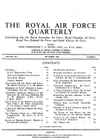 Royal Air Force Quarterly and Commonwealth Air Forces Journal PDF