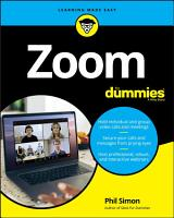 Zoom For Dummies PDF