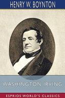 Washington Irving (Esprios Classics)