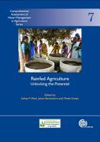 Rainfed Agriculture PDF