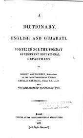 A Dictionary English and Gujarati