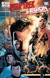 Star Trek: Legion of Super-Heroes #2