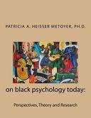On Black Psychology Today  PDF