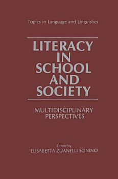 Literacy in School and Society PDF