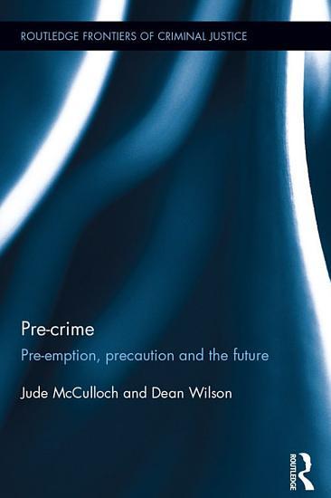 Pre crime PDF