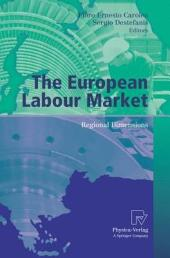 The European Labour Market: Regional Dimensions