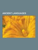 Ancient Languages PDF
