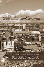 Great Austrian Economists, The