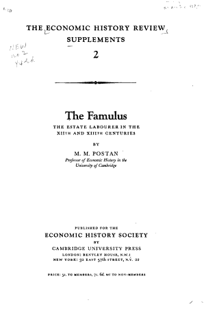 Economic History Review PDF