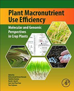 Plant Macronutrient Use Efficiency