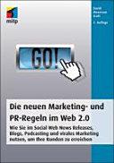Die neuen Marketing  und PR Regeln im Web 2 0 PDF