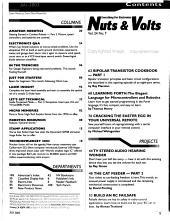 Nuts   Volts Magazine PDF