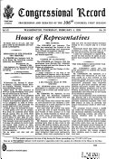 Official Congressional Record Impeachment Set