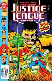 Justice League America (1987-) #62