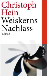 Weiskerns Nachlass PDF