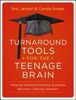 Turnaround Tools for the Teenage Brain PDF