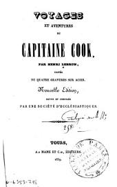 Voyages et aventures du capitaine Cook