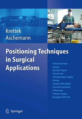 Positioning Techniques in Surgical Applications PDF