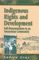 Indigenous Rights and Development PDF