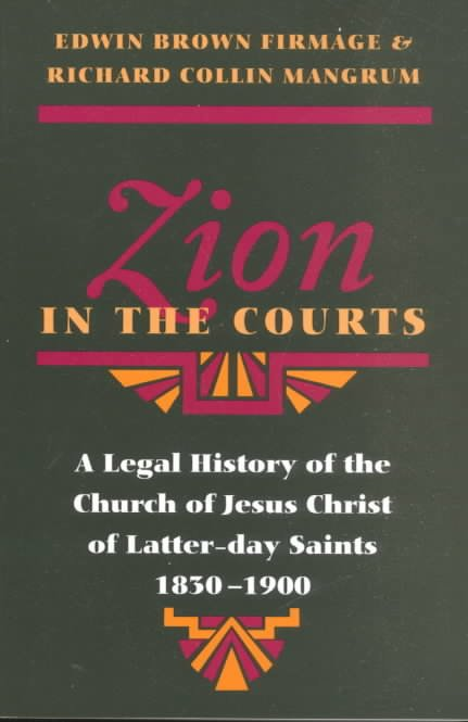 Zion in the Courts