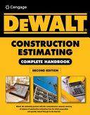 Dewalt Construction Estimating Complete Handbook PDF