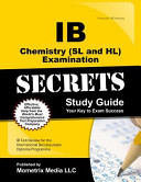 IB Chemistry  SL and HL  Examination Secrets Study Guide PDF